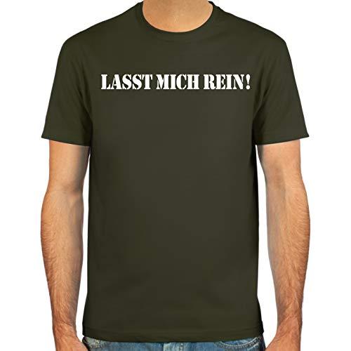 Lasst Mich Rein! T-Shirt, Dschungelcamp, Größen S-XXL