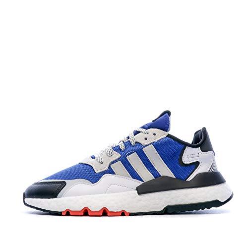 adidas Originals - Zapatillas deportivas para mujer, azul, 43 1/3 EU