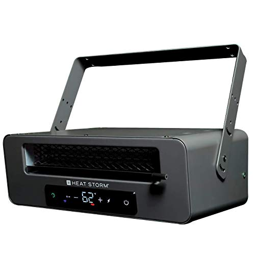 Heat Storm HS-6000-GC Heater, Gray