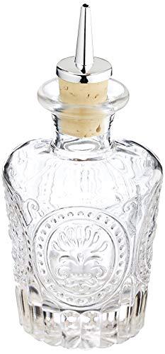 Vintage Style Dash, 4 ml, 120 ml Flasche, Spirituosen, Bitters Flasche Ölflasche Ölspender,
