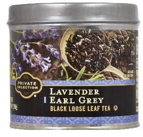Private Selection Lavender Earl Grey Black Loose Leaf Tea 3.17oz, pack of 1