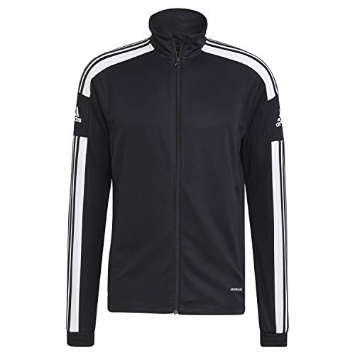 adidas GK9546 SQ21 TR JKT Jacket mens black/white L