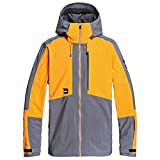 Quiksilver Snow Forever 2L Gore-TEX Jacket Flame Orange LG