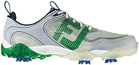 FootJoy Freestyle Golf Shoes 57331 Grey/Green/Navy Mens - 9.5 MEDIUM