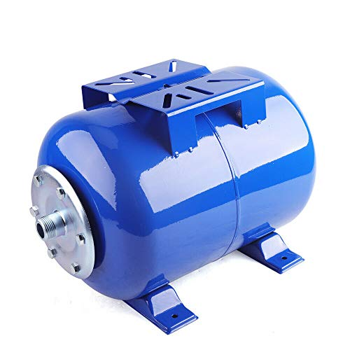 24L Membrankessel Hauswasserwerk Druckkessel, Ausdehnungsgefäß für Trinkwasser, 6 bar Druckspeicher