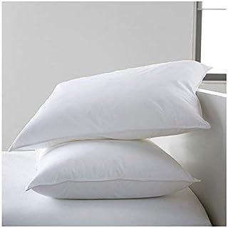 Comfy Decor - Par de almohadas hipoalergénicas de HolloFiber Super Bounce Back