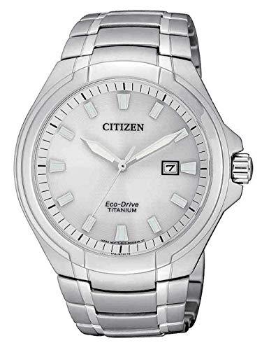 CITIZEN Eco-Drive Herren Armbanduhr BM7430-89A