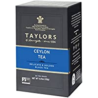 50-Count Taylors of Harrogate Pure Ceylon Tea