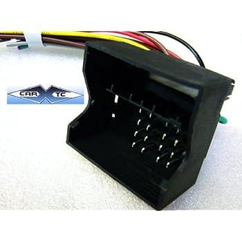 Amazon.com: Stereo Wire Harness BMW X5 02 03 04 05 2005 (car Radio Wiring  Installation pa.: Automotive