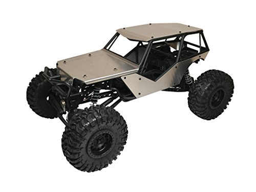 Axial Racing Wraith Aluminum Body Panels with Full Roof