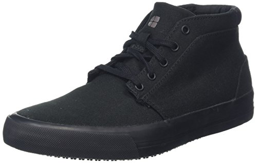 Shoes For Crews Cabbie II, Mens, Black, Size 10
