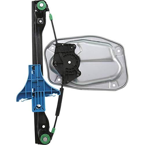 Frankberg Fensterheber Ohne Motor Hinten Links für Golf 5M1 521 1K1 1K5 Jetta III 1K2 4/5-Türer 2003-2013 1K5839461