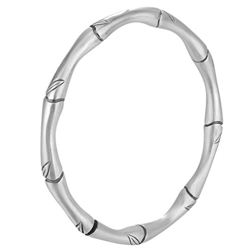 Fine 999/99 Cuff Bracelet High Purity Sterling Silver Jewelry 100% Handcrafted #117