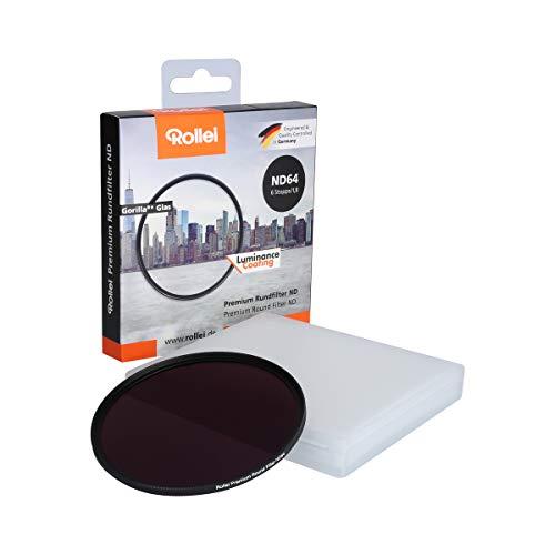 Rollei Filtro fotográfico Premium ND64 62 mm