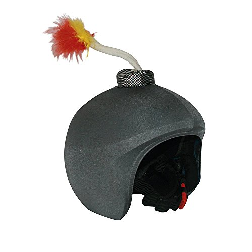 COOLCASC Multisport Couvre-Casque Bombe