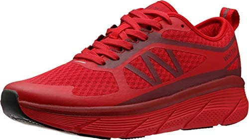 WHITIN Men's Large discharge sale Max Fees free Cushioned Running Shoes Comfort Yet Superior