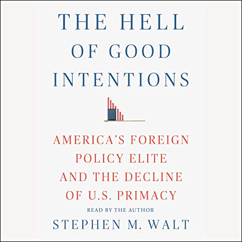 The Hell of Good Intentions  By  cover art