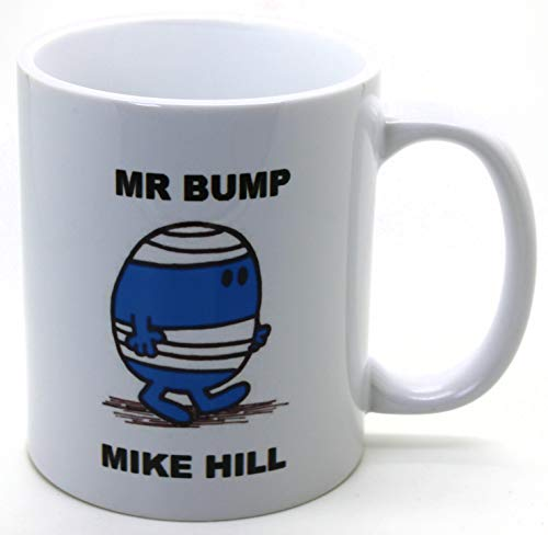 Personalised Mr Bump Mug