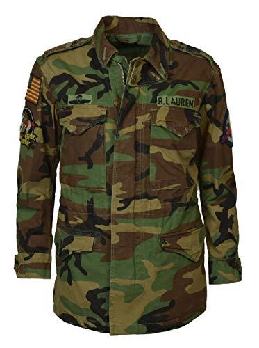 Polo Ralph Lauren Men Fleece-lined Denim Jacket
