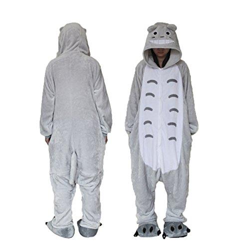 Lemonkid® - Pijama unisex con capucha para adultos