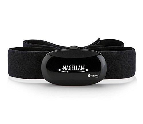 Magellan Fascia Cardio Cinghia Addominale Morbida Premium Cardiofrequenzimetro - Bluetooth 4.0
