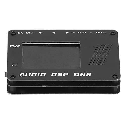 Eujgoov DSP Processore di Segnale Digitale Riduttore di Rumore DSP a Onde Corte Radio a Onde Corte con Display dello Spettro di Frequenza Audio per L'uso del Ricevitore Radio