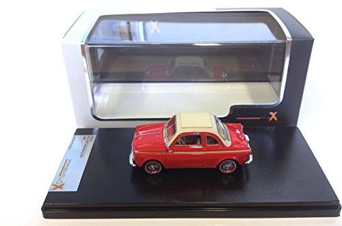 Ixo Fiat 500 NSU Weinsberg 1961 Voiture 1/43 Premium X PR0021