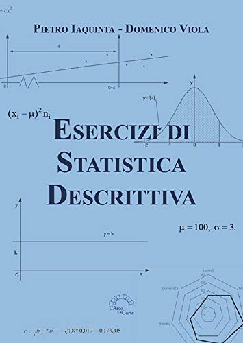 Esercizi di statistica descrittiva