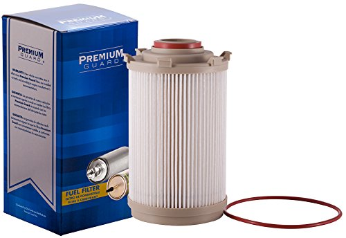 PG Diesel Fuel Filter DF3258 | Fits 2007-09 Dodge Ram 2500, 2007-09 Ram 3500