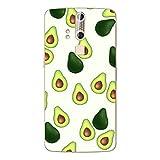 Disagu SF-106600_1121 Design Folie für ZTE Axon Elite - Motiv Avocados Muster
