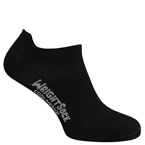 Wrightsock Coolmesh II Low Tap Socke Black 45.5-49