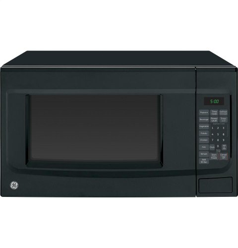 GE APPLIANCES JES1460DSBB Countertop Microwave, 1.4 cu. ft, black