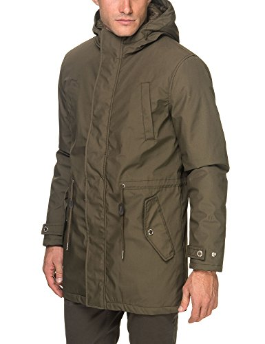 minimum Herren Parka Wexford2 0352, Grün (Sea Turtle 833), S