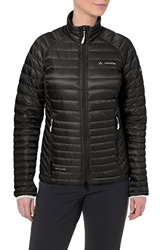 Vaude Damen Jacke Kabru Light Jacket II, schwarz, 40