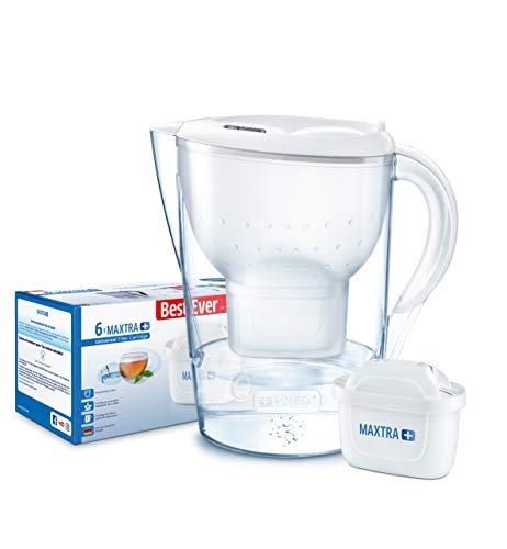 BRITA Marella XL Water Filter, Compatible MAXTRA+ Cartridges, Water Filter...