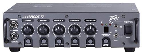 Peavey MiniMAX 600-Watt Mini Bass Amp Head