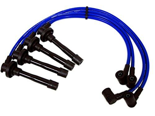 94-01 VMS Racing 10,2 mm High Performance Motor Z/ündkerze Wires Draht Set in Rot f/ür Honda Acura Integra Type-R ITR Civic vtir VTI vti-s gs-r DC2 DB8 Hatch DOHC VTEC B18 B18B 94 95 96 97 98 99 00 01