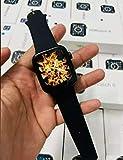 T500+ (Plus) Series 6 Full Display Metal Smartwatch with Mini Slide Display Live own custom Wallpaper