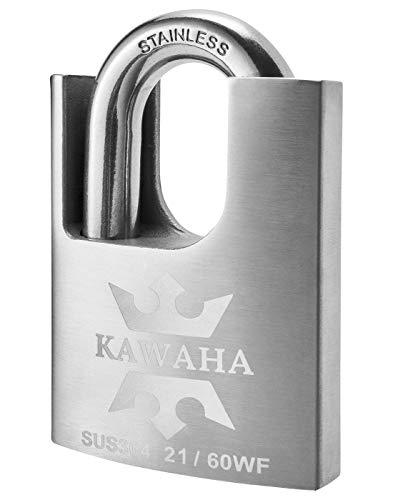 KAWAHA 21 Series High Security Stainless Steel Shrouded...