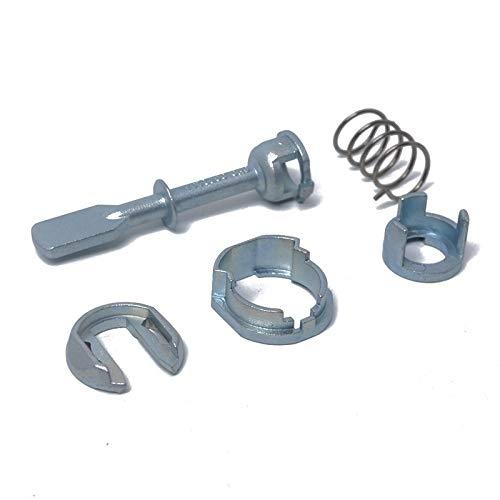 N/A SDHF Auto-Tür-Schließzylinder Reparatur KitRight und Links 6N0837223A for Volkswagen Polo 6N1-6N2 (1994-2001)