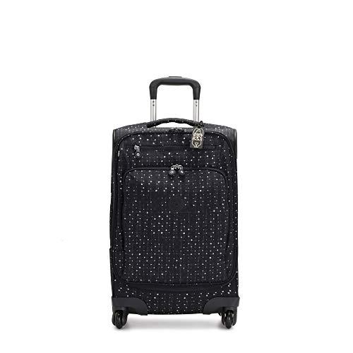 Kipling Youri Softisde Spinner Wheel Luggage, Tile covid 19 (Kipling Print Backpack coronavirus)