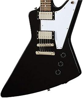 Epiphone Explorer Ebony · Guitarra eléctrica