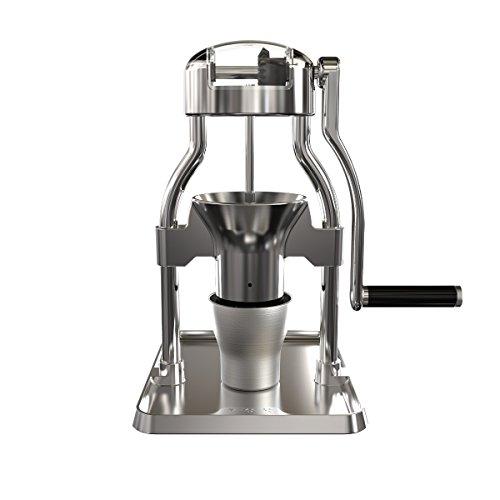 ROK Coffee Grinder, Aluminum