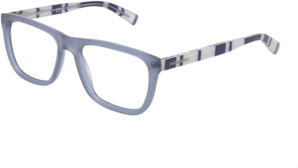 dolce & gabbana, montatura occhiali da vista per uomo dg3161p-2715-5217