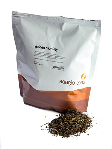 Adagio Teas Golden Monkey Loose Black Tea, 16 oz.