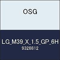 OSG ゲージ LG_M39_X_1.5_GP_6H 商品番号 9328812