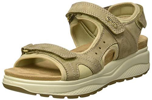 IGI&Co Dez 31684, Sandalias con Plataforma para Mujer