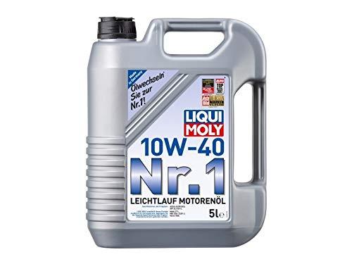 Motoröl Nr. 1 Motorenöl 10W-40 (5 L) Liqui Moly 2609