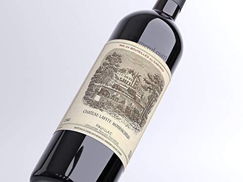 X1 Château Lafite Rothschild 2012 75 cl AOC Pauillac Rouge Vino Tinto
