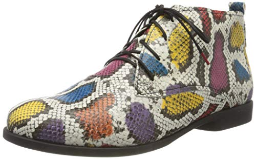 Think! Damen 686223_AGRAT Desert Boots, Mehrfarbig (Multicolour 99), 38 EU